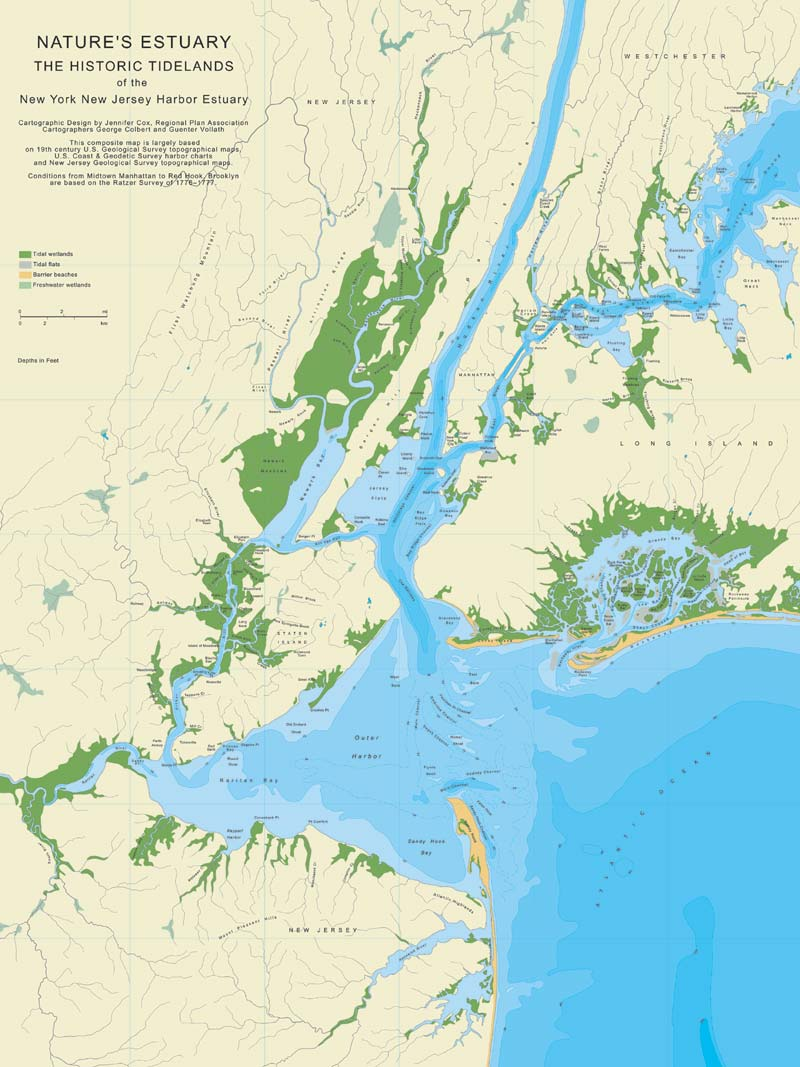 c0735f0a7d9d2f Urban Habitats -- The Meadowlands Before the Commission  Three ...